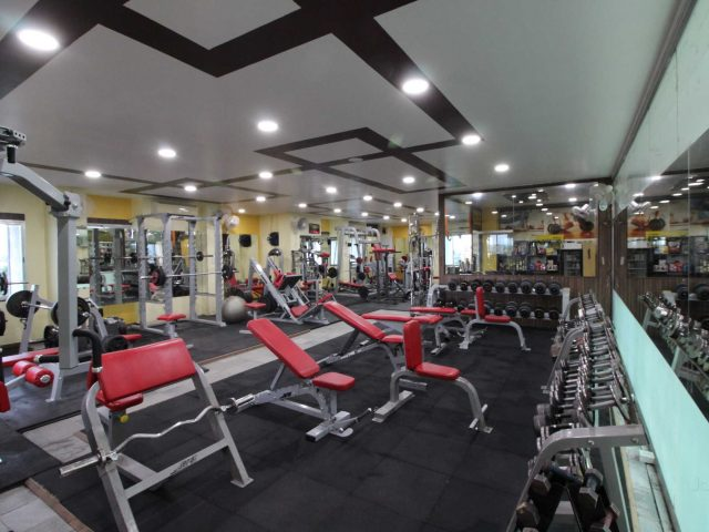 Arora's Fitness World