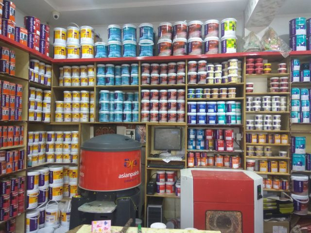 Swastik Traders (Asian Paints)